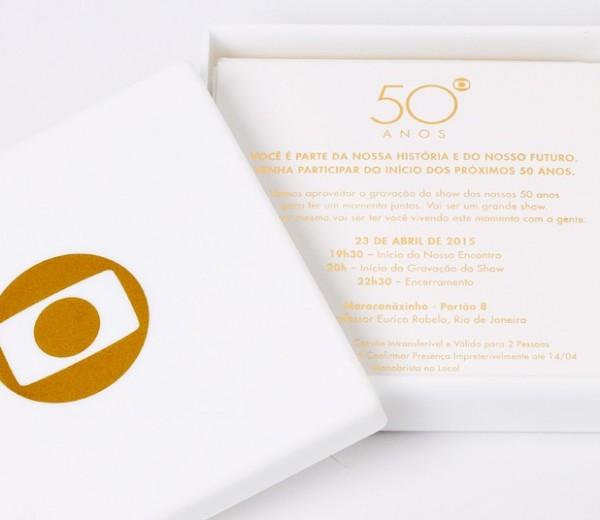 50 Anos Globo