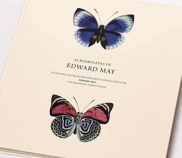 As Borboletas de Edward May