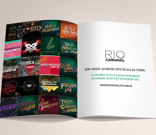 Revista Rio Carnaval 2019